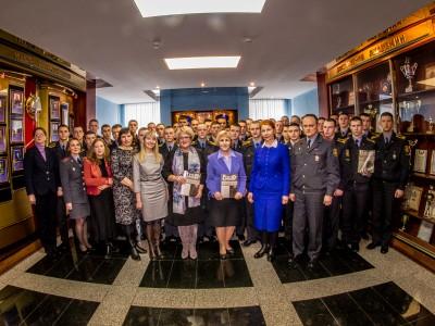 Праздник родного языка в Академии Министерства внутренних дел Республики Беларусь